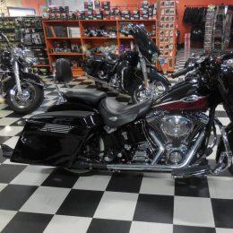 Harley-Davidson FLSTSCI 1450 -05 H.12800e myyty!!