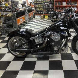 Harley-Davidson FLSTF 1340 -93 H.9850e myyty!!!