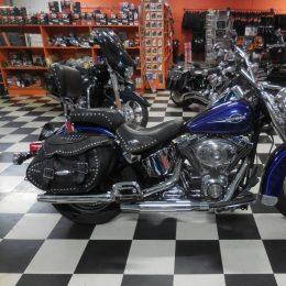 Harley-Davidson FLSTC 1584 -07 H.11750E