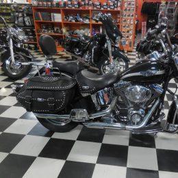 Harley-Davidson FLSTC 1450 -03 H.10450e myyty!!