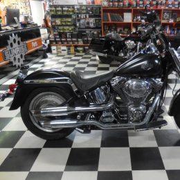 Harley-Davidson FLSTF 1450 -00 H.8450e