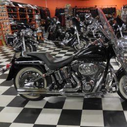 Harley-Davidson FLSTF 1450 -00 H.8850e myyty!!