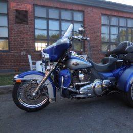 Harley-Davidson FLHTCU Trike -10 H.24800E