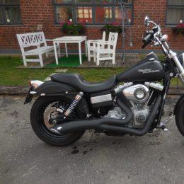 Harley-Davidson FXDB 1584 -09 H.11800e myyty!!