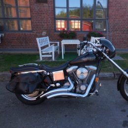 Harley-Davidson FXD 1340 -97 H.7750e myyty!!