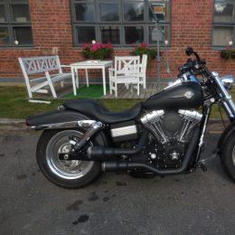 Harley-Davidson FXDF 1584 -08 H.11800e myyty!!