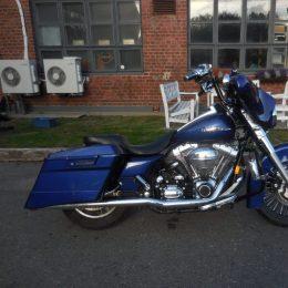 Harley-Davidson FLHX 1584 -08 H.11800E MYYTY!!