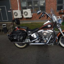 Harley-Davidson FLSTC 1584 -08 H.12800e