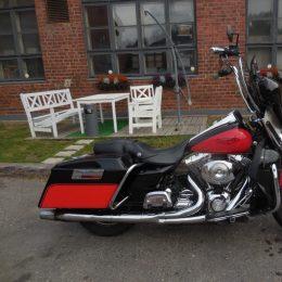 Harley-Davidson FLHR 1450 -01 H.8900e myyty!!
