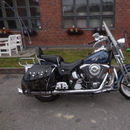 Harley-Davidson FLSTS 1340 -98 H.11650e myyty!!