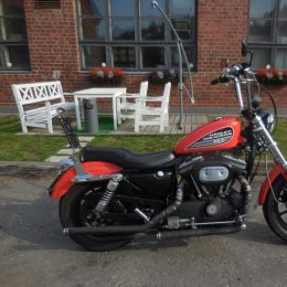 Harley-Davidson XL 883/1200 Roadster -02 H.5200E myyty!!