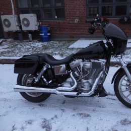 Harley-Davidson FXD 1550 -03 H.13900e