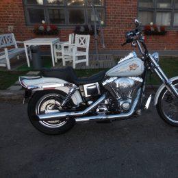 Harley-Davidson FXDWG 1450 -00 H.8650e myyty!!