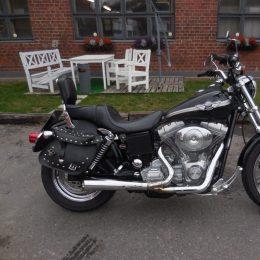 Harley-Davidson FXD 1450 -03 H.7800e myyty!!