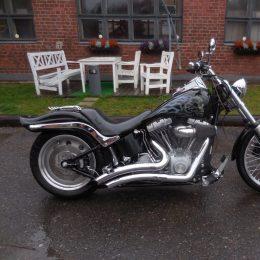 Harley-Davidson FXST 1584 -06 H.11450e