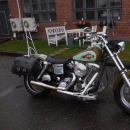 Harley-Davidson FXD 1340 -95 H.6800E myyty!!