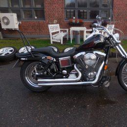 Harley-Davidson FXDWG 1340 -97 H.6900e MYYTY!!