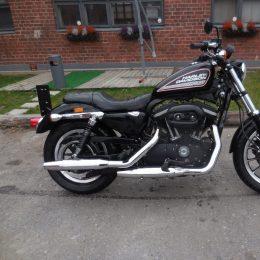 Harley-Davidson XL883R -12 H.7199e myyty!!