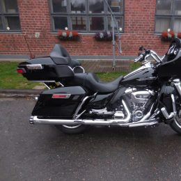 Harley-Davidson FLTRU 107 -17 H.25800e