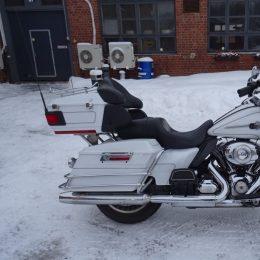 Harley-Davidson FLHTCUI 103 -12 H.17450e VARATTU!!