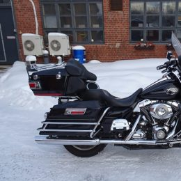 Harley-Davidson FLHTCUI 1584 -08 H.12800e MYYTY!!
