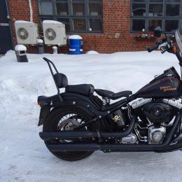 Harley-Davidson FLSTBS 1584 -10 H.13800e myyty!!