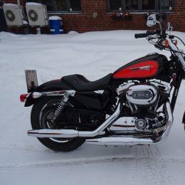 Harley-Davidson XL1200C -09 H.6800e MYYTY!!
