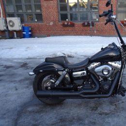 Harley-Davidson FXDWG 103 -13 H.13450e myyty!!