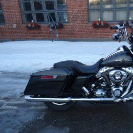 Harley-Davidson FLHX -08 H.13450E myyty!!