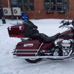 Harley-Davidson FLHTC 1450 -01 H.9850e myyty!!