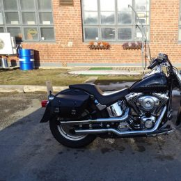 Harley-Davidson FLSTF 1450 -04 H.9700e myyty