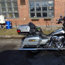 Harley-Davidson FLHTCUI 1450 -03 H.11450e myyty!!