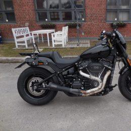 Harley-Davidson FAT BOB 114 -18 H.22850e