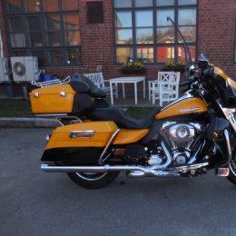 Harley-Davidson FLHTK 103 -13 H.16450E myyty!!