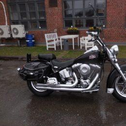 Harley-Davidson FLSTC 1450 -02 H.9750e myyty!!