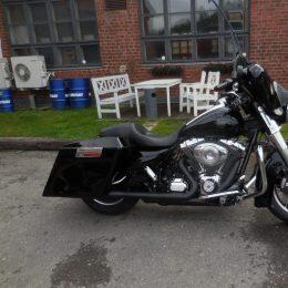 Harley-Davidson FLHX 103 -12 H.16800e myyty!!
