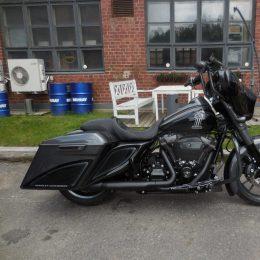Harley-Davidson FLHX 107 -20 H.33900e MYYTY!!
