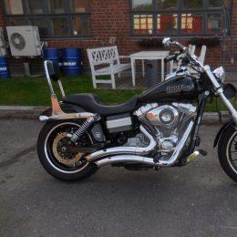 Harley-Davidson FXD 1584 -09 H.10650e MYYTY!!