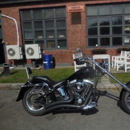 Harley-Davidson FXSTC 1340 -97 H.7450e myyty!!