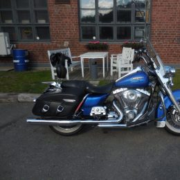 Harley-Davidson FLHRCI 1584 -07 H.11850e myyty!!