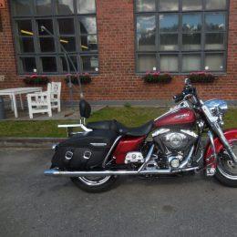 Harley-Davidson FLHRCI 1450 -99 H.9250E myyty!!