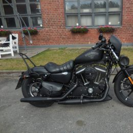 Harley-Davidson XL883N Iron -17 H.11500e