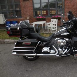 Harley-Davidson FLHTCUI 103 -12 H.15450e myyty!!