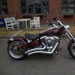 Harley-Davidson FXCWC -08 H.14500E MYYTY!!