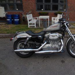 Harley-Davidson XL883 -07 H.5850e myyty!!