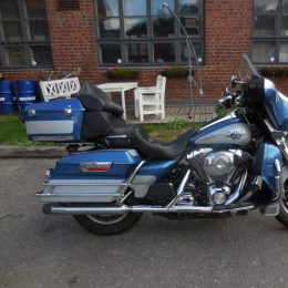 Harley-Davidson FLHTCUI 1450 -05 H.10750e myyty!!