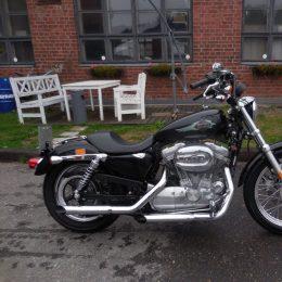 Harley-Davidson XL883L -07 H.6250e MYYTY!!