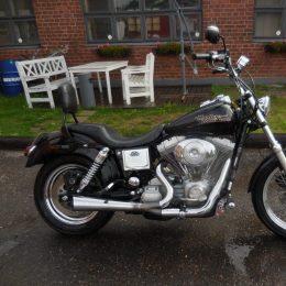 Harley-Davidson FXD 1450 -99 H.7850e MYYTY!!