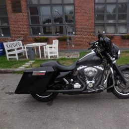 Harley-Davidson FLHX 103 -13 H.17800e