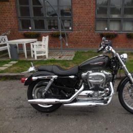 Harley-Davidson XL1200C -08 H.6250e myyty!!